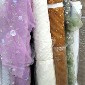 Fabric market Seoul. 2012.